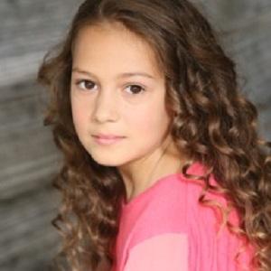 Movie actress Nicolette Pierini - age: 17