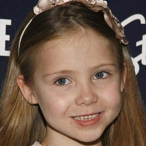 Movie actress Faith Wladyka - age: 13