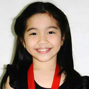 Reality Star Darlene Vibares - age: 13