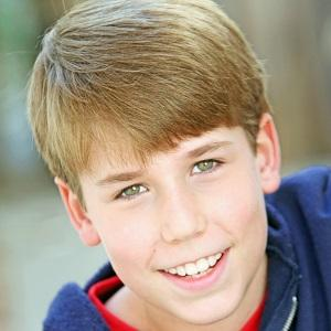 Movie Actor Zachary Haven - age: 13