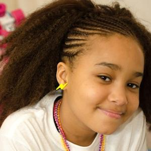Pop Singer Shaniah Jones - age: 16