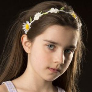 Movie actress Sterling Jerins - age: 16
