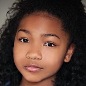 TV Actress Laya DeLeon Hayes - age: 17