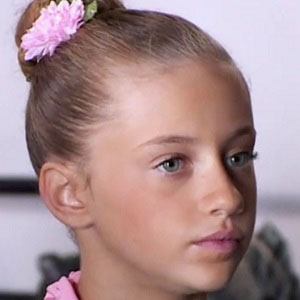 Dancer Kayla Seitel - age: 12