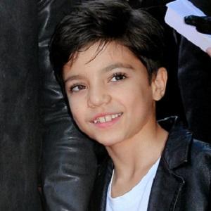 Family Member Junior Andre - age: 12