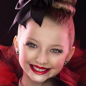 Dancer Gianna Sage - age: 12