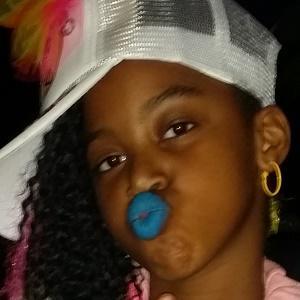 Rapper D Starr - age: 11