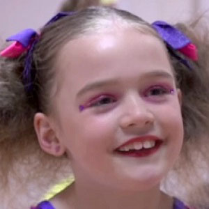 Dancer Chloe Fenton - age: 12