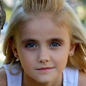 Dancer Jessalyn Pearl Hall - age: 11