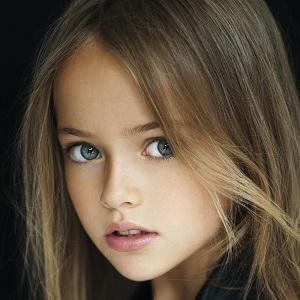 model Kristina Pimenova - age: 11