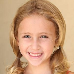 TV Actress Ava Kolker - age: 10