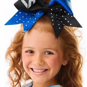 Cheerleader Talin Galloway - age: 10