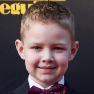Movie Actor Connor Corum - age: 13