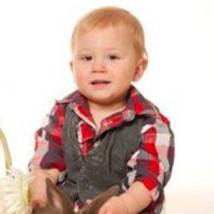 Family Member Jaxon Bieber - age: 8