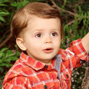 TV Actor Logan Moreau - age: 9