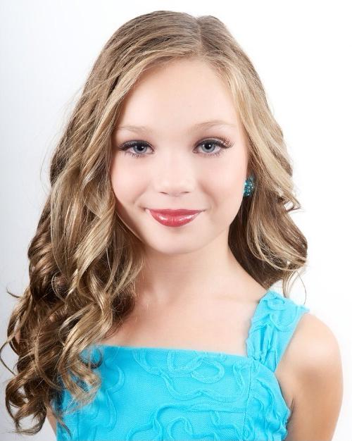 Dancer Maddie Ziegler - age: 15
