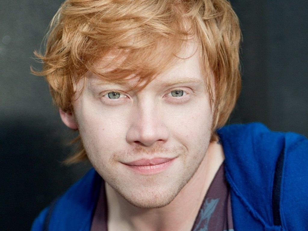 Actor Rupert Grint - age: 32