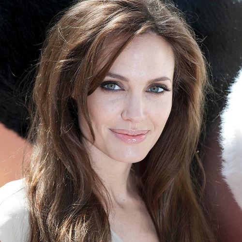 Actress Angelina Jolie - age: 45