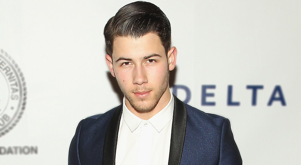 Singer Nick Jonas - age: 25