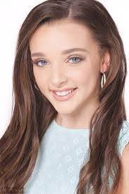 Dancer Kendall Vertes - age: 14