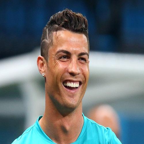 Cristiano Ronaldo - age: 36