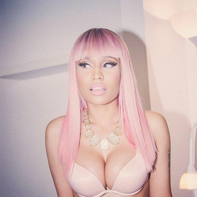 Rapper Nicki Minaj - age: 38