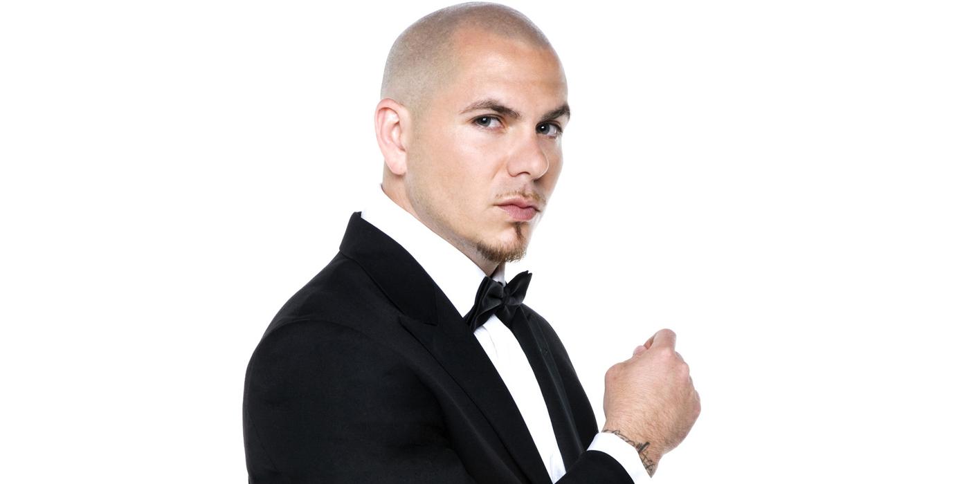 Rapper Pitbull - age: 40