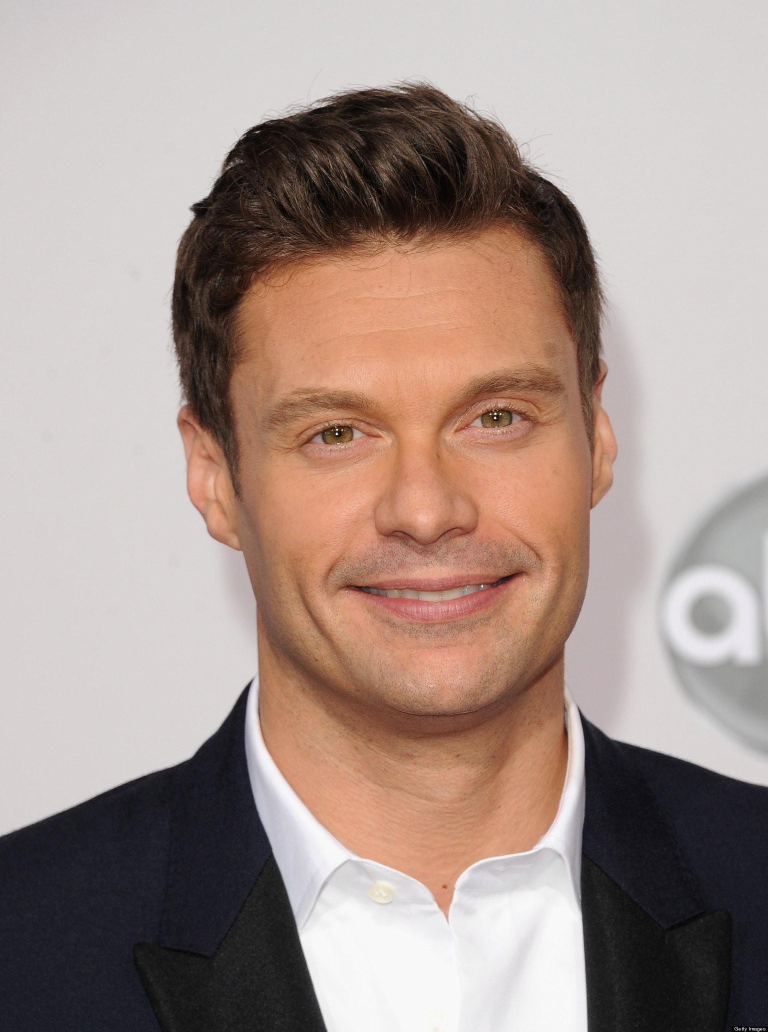 Television host Ryan Seacrest - age: 43