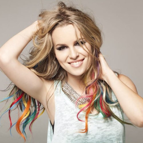 Singer Bridgit Mendler - age: 24