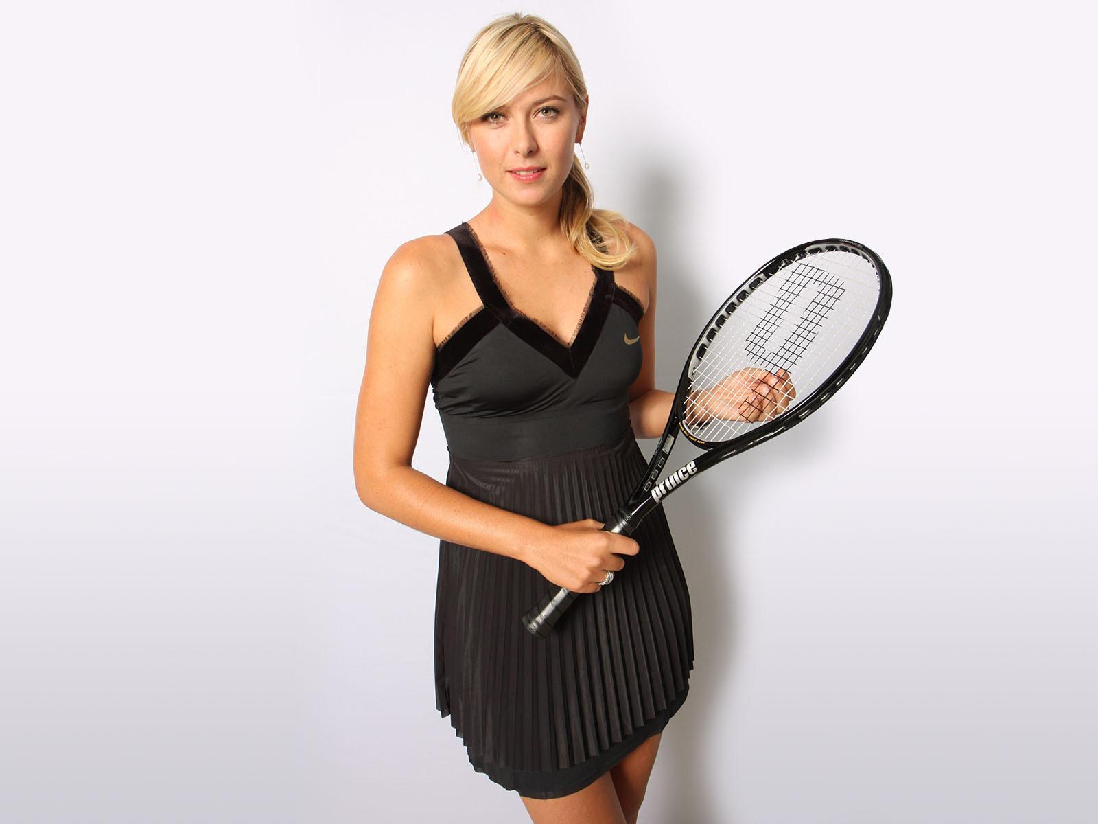 tennis player Maria Sharapova - age: 33