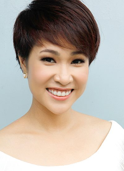 Singer Uyen Linh  - age: 30