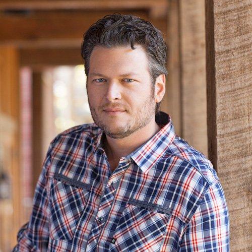 Singer Blake Shelton - age: 44