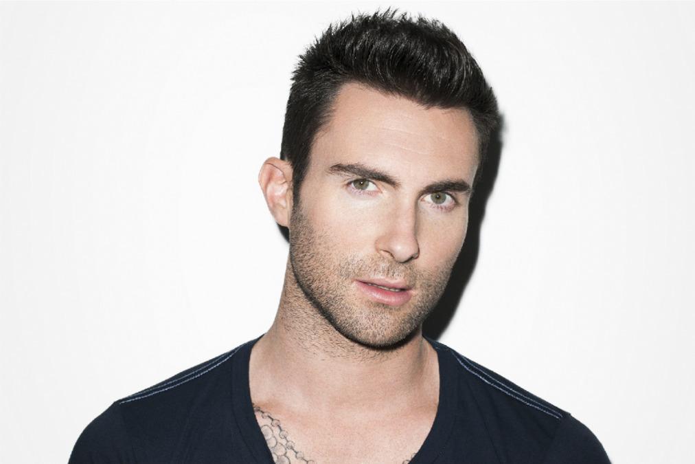 Singer Adam Levine - age: 38