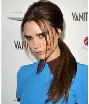 Fashion Designer Victoria Beckham - age: 43
