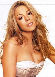 Singer Mariah Carey  - age: 50