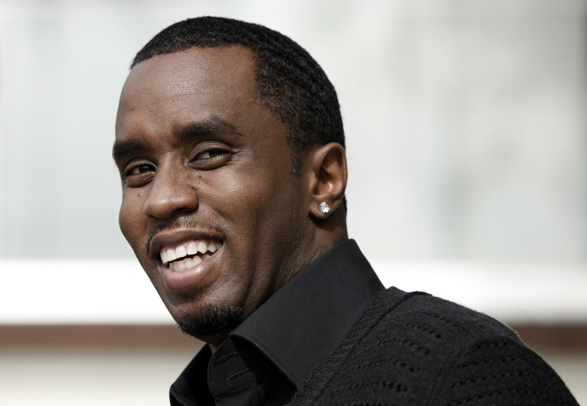 Rapper Sean Diddy Combs - age: 47