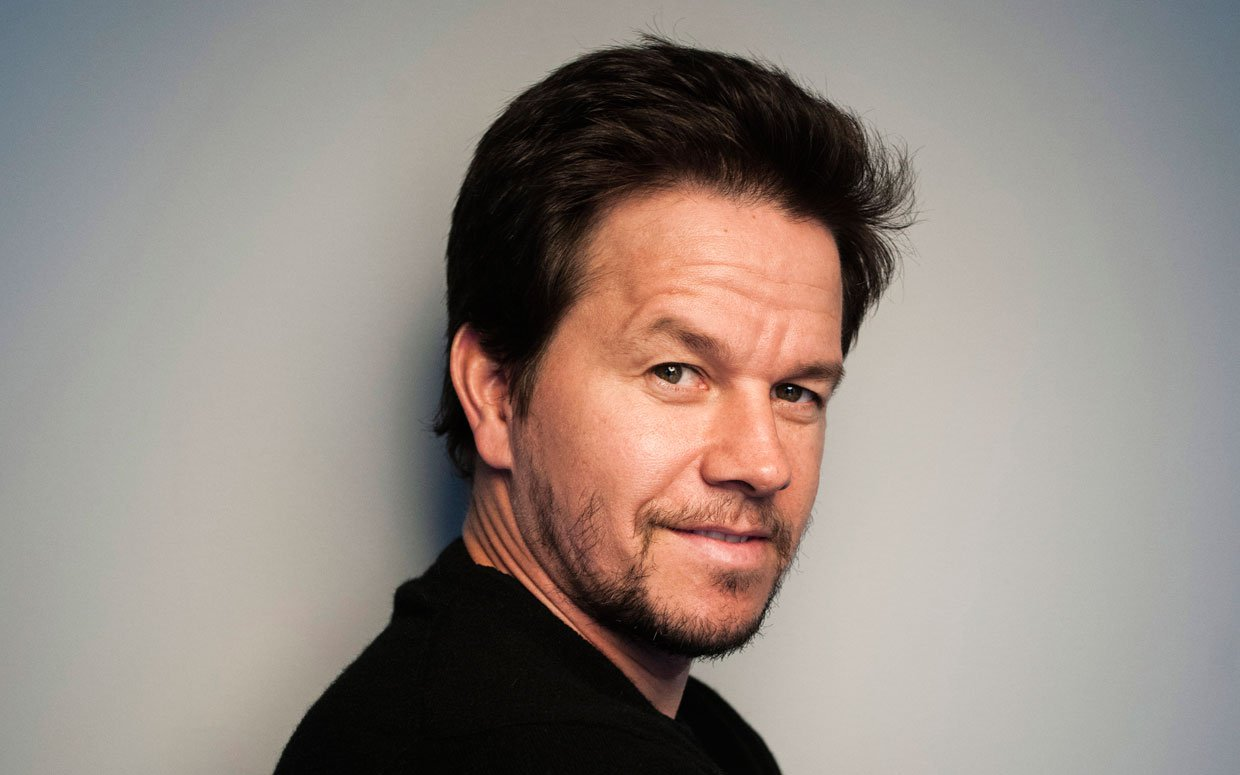 Actor Mark Wahlberg - age: 49