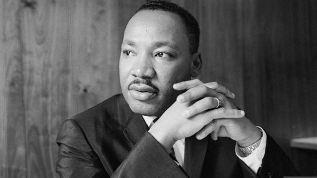 Minister Martin Luther King - age: 88