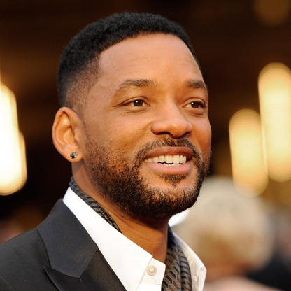 Actor Will Smith - age: 48