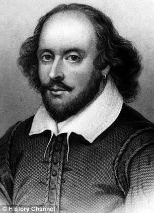 Playwright William Shakespeare  - age: 52