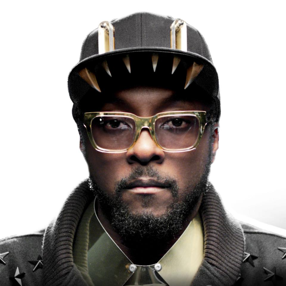 Rapper Will.I.Am - age: 45