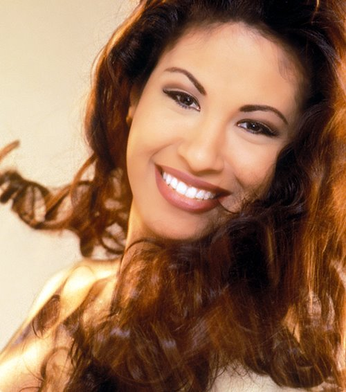 Singer Selena Quintanilla  - age: 23