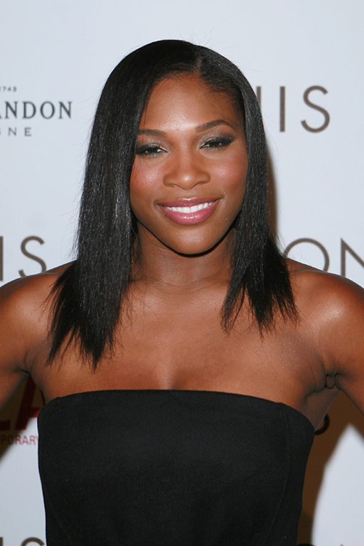 Tennis player Serena Williams - age: 35
