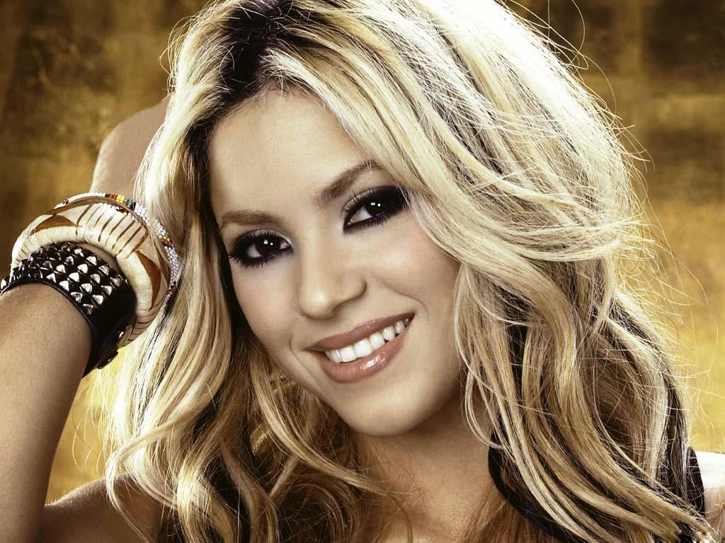 Singer Shakira - age: 40