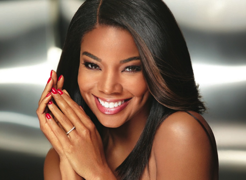 Movie actress Gabrielle Union - age: 44