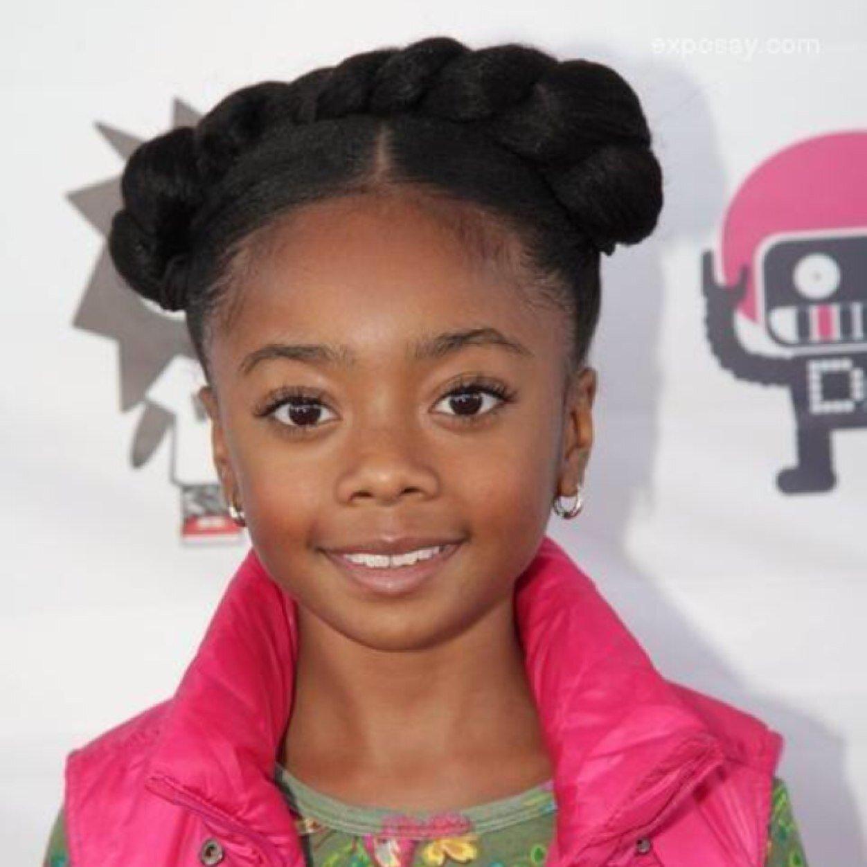 Actress Skai Jackson  - age: 15