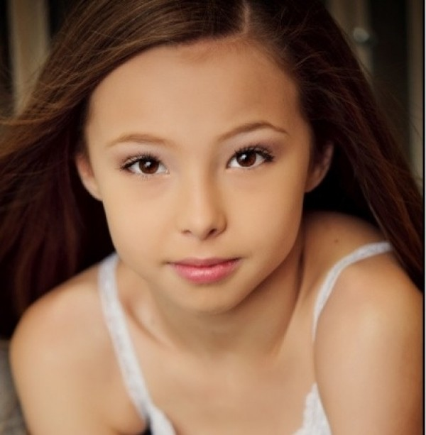 Dancer Sophia Lucia  - age: 14