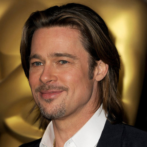 Actor Brad Pitt - age: 54