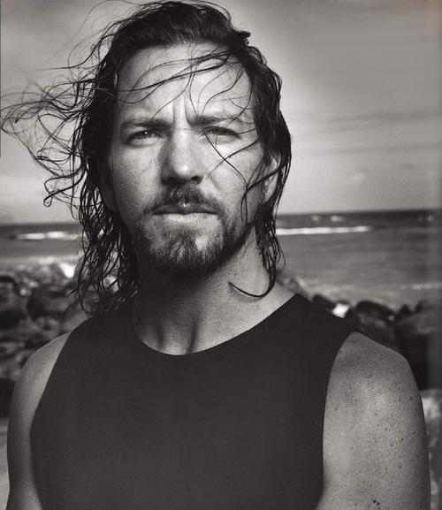 Rock Singer Eddie Vedder  - age: 52