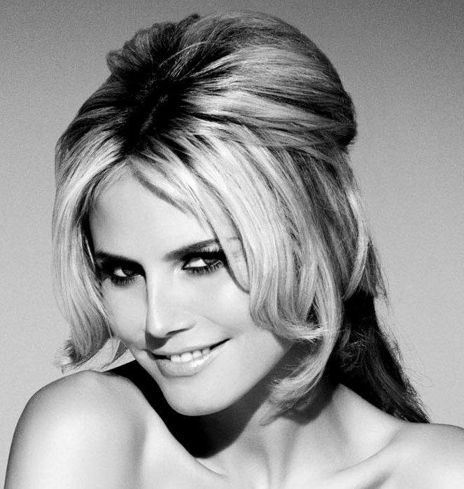 Model Heidi Klum - age: 44